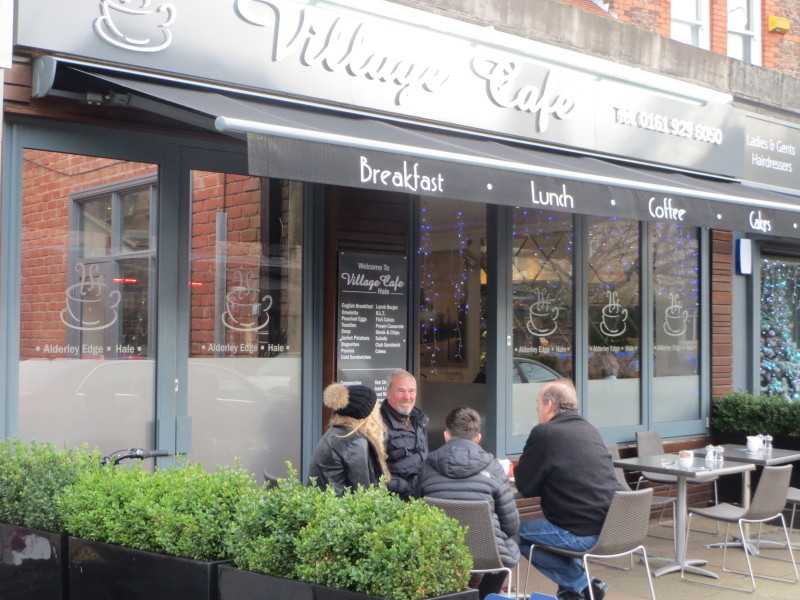 Village Cafe In Hale Hale Grill Terence Paul And Snipz